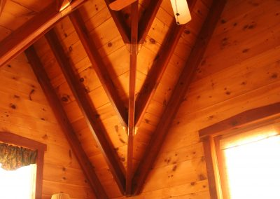 Wall & Ceiling Pine Paneling