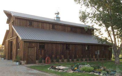 Shiplap Barn Siding at WR Robinson Lumber Co.