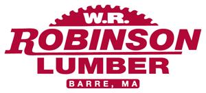 WR Robinson Lumber Logo Red 1